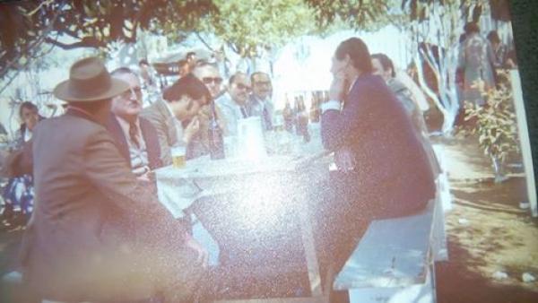 Diretores da Empresa Lapeana em 1970