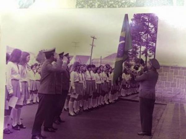 Colégio Estadual Professor Lysímaco Ferreira da Costa em 1970 parte 3