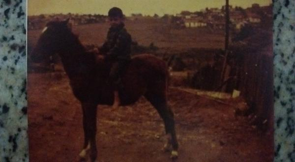 No Bairro Lindóia 1974 - Família Teixeira parte 1