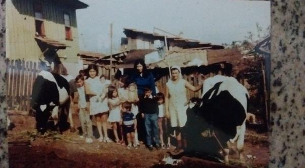 No Bairro Lindóia 1974 - Família Teixeira parte 2