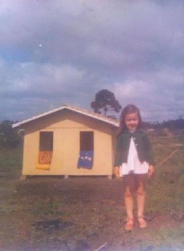 Santa Felicidade em 1978