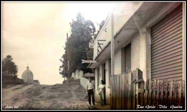 Vila Guaíra anos 60